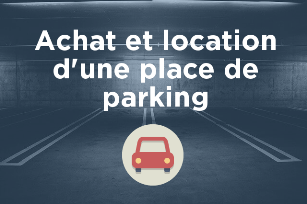 Places de parking